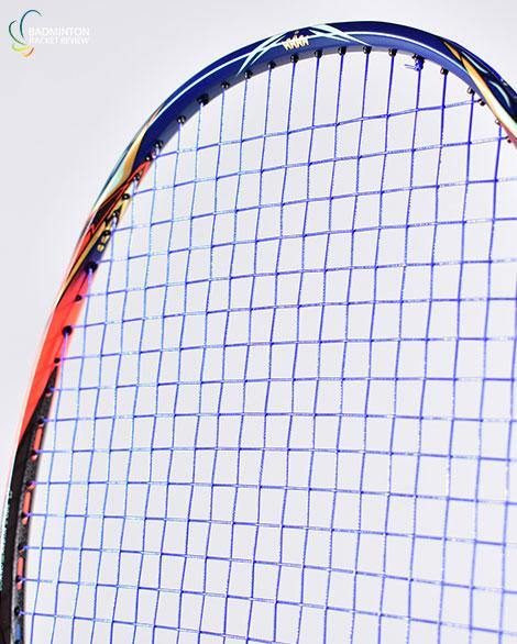 Kawasaki King K9 4u badminton racket - badminton racket review