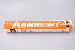 Kawasaki King Kong 500 shuttlecock - badminton racket review