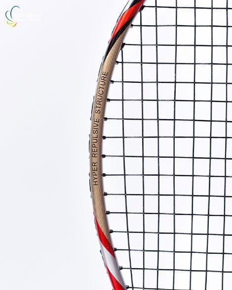 Kumpoo Power Shot Nano Hexagon 2300II Badminton racket - badminton racket review