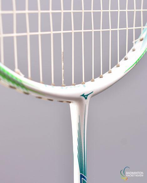 Mizuno Lumasonic 2 IN badminton racket - badminton racket review