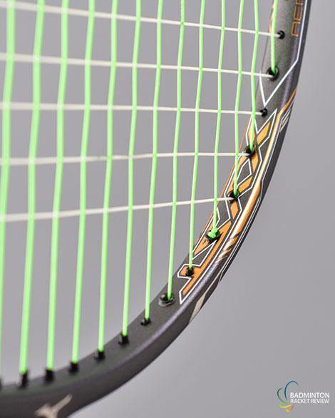 Mizuno XYST-03 badminton racket - badminton racket review