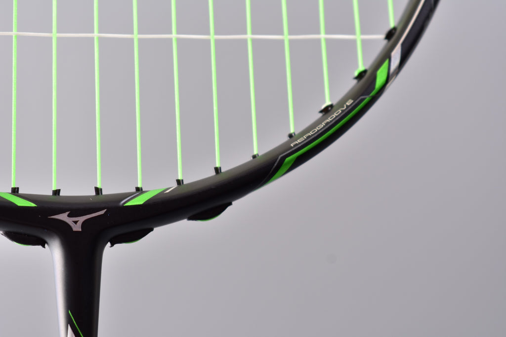 Mizuno Fortius 30 Control badminton racket - badminton racket review