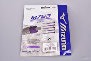 Mizuno MZ63 supreme force badminton racket string - badminton racket review