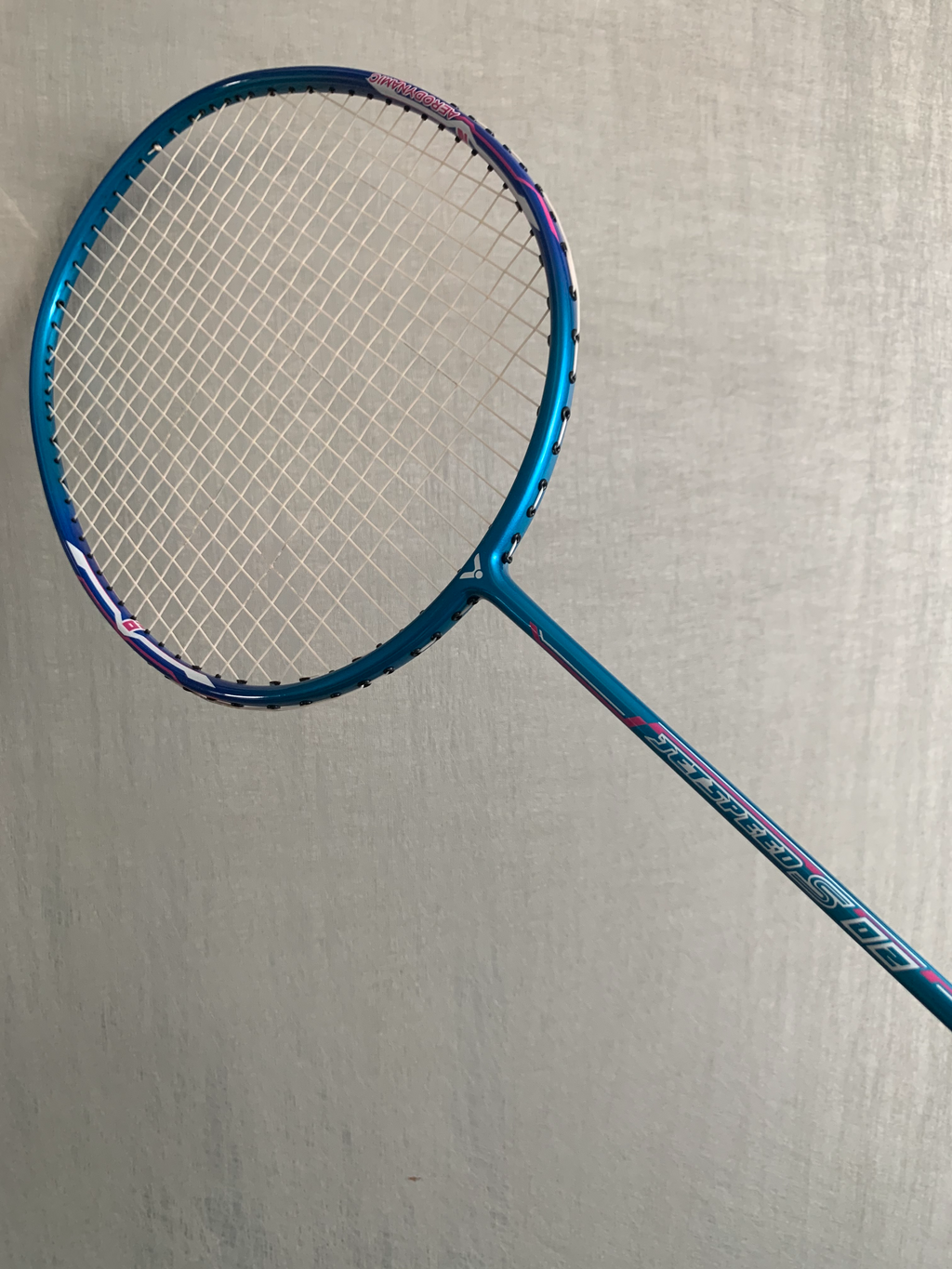Victor Jetspeed S 02  Badminton Racket - badminton racket review