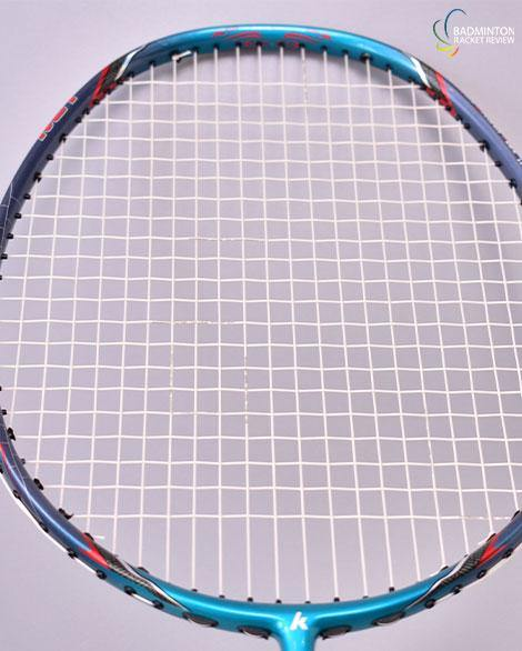 Kawasaki Spider 7000 classic badminton racket - badminton racket review