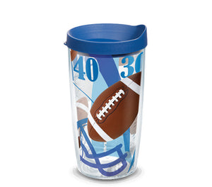 Football Yards Tervis