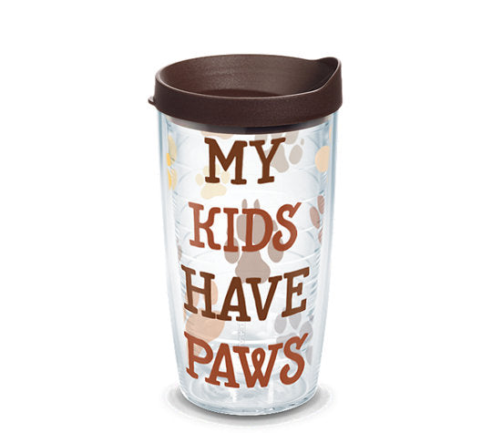 My Kids Have Paws Tervis