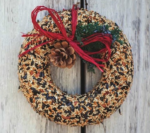 Wildfeast Bird Wreath