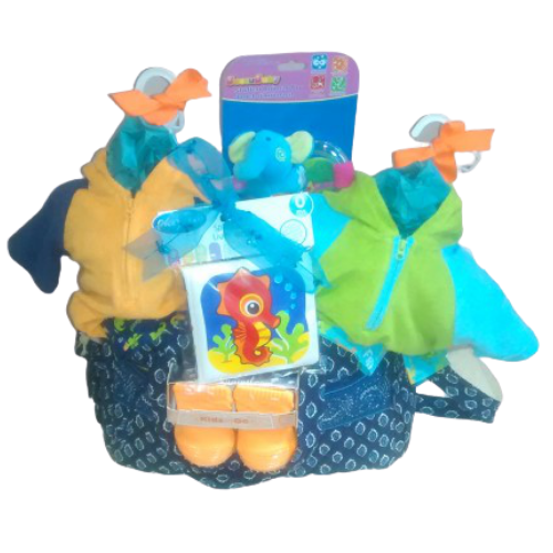'Double the Fun' Twins Basket