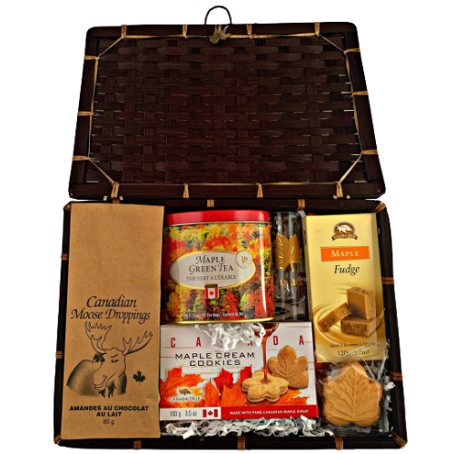 Maple & Moose Gift Box