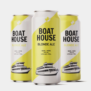 Boathouse Blonde Ale