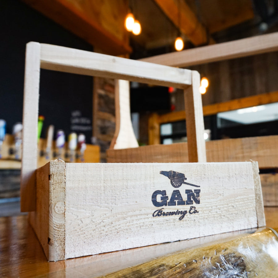 GBC Wooden Crate