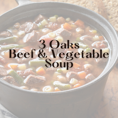 3 Oaks Beef and Vegetable Soup