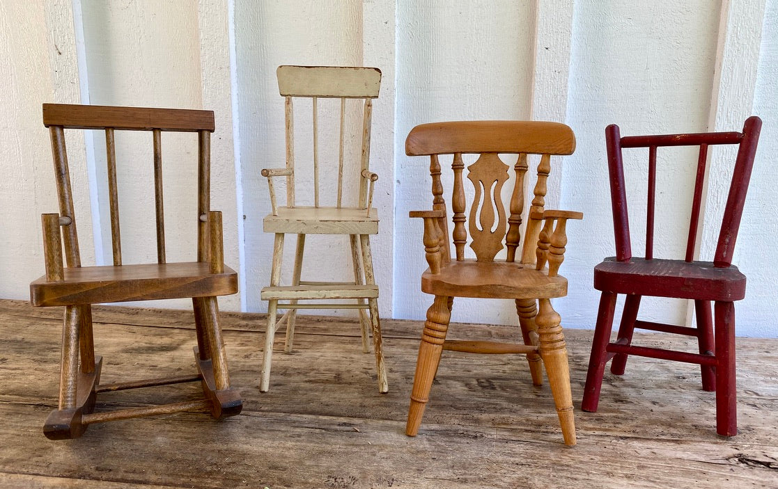 Vintage Salesman Chairs