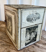 Load image into Gallery viewer, 1900s Schepp's tin Bread/Cake Box