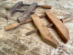 Load image into Gallery viewer, 1930s Antique Wooden Carpenter Clamps