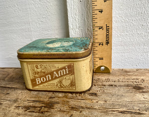 Vintage Bon Ami Soap Tin by Ben Austrian