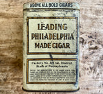 Load image into Gallery viewer, 1940s Vintage BOLD Brand Cigar Tin