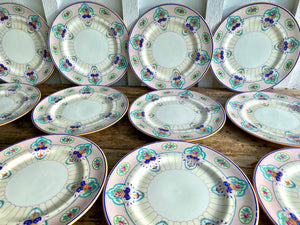 19th Century Royal Doulton Dinner Plates