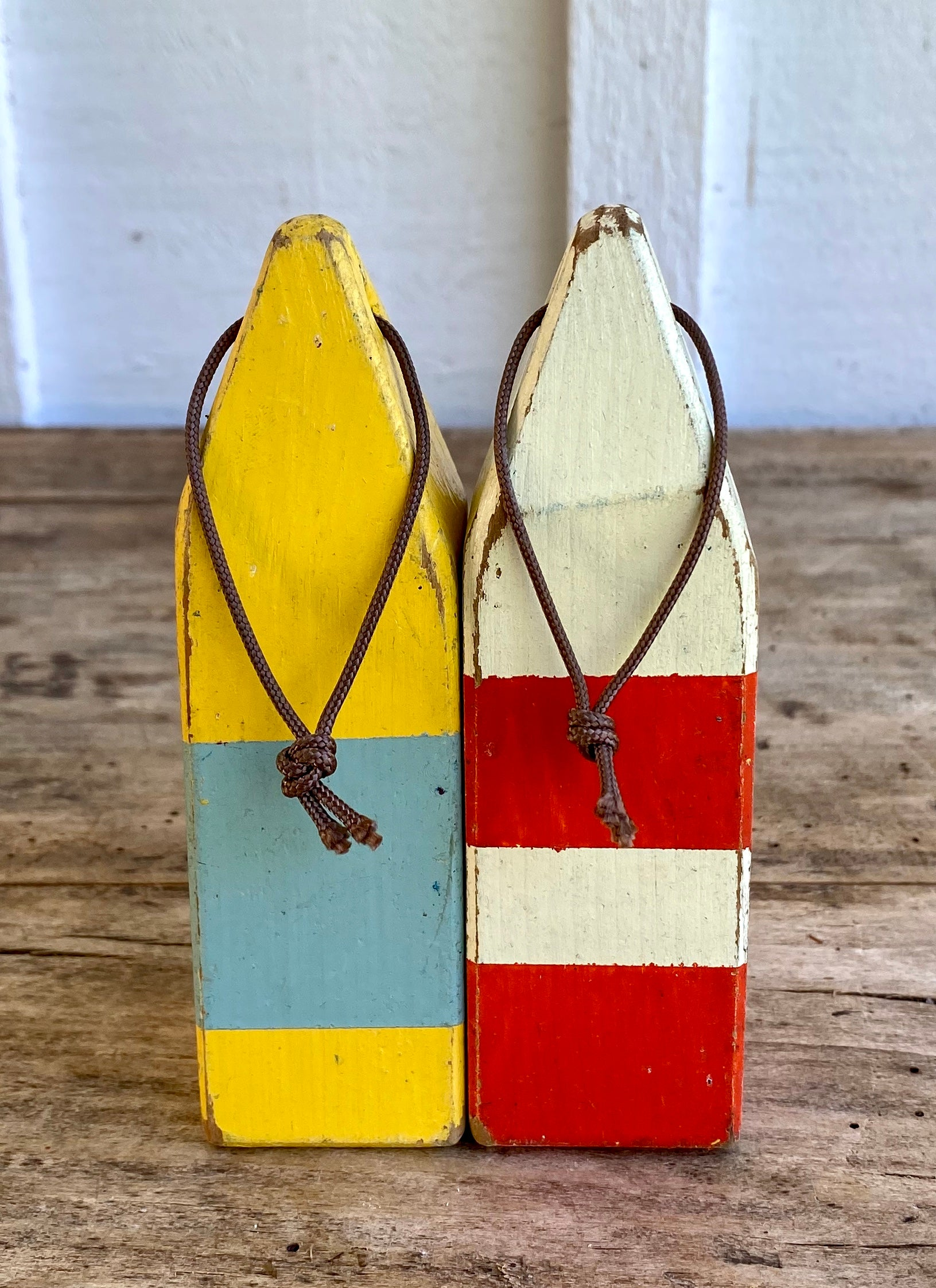 Charming Maine Lobster Buoy and Mini's