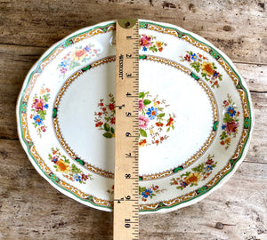 "1930's Grindley England ""Chelsea Bouquet"" Creampetal China"