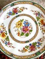 "Load image into Gallery viewer, 1930's Grindley England ""Chelsea Bouquet"" Creampetal China"