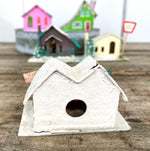 "Load image into Gallery viewer, Copy of Vintage Cardboard ""Putz"" Style Christmas Houses"