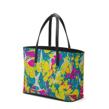 Load image into Gallery viewer, Marbled Leather Bag