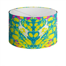 Load image into Gallery viewer, Marbled Lamp Shade - Acid Love