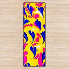 Load image into Gallery viewer, Marbled Yoga Mat - Amor Azul