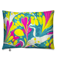 Load image into Gallery viewer, Marbled Cushion - Acid Love