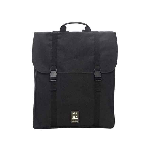 Lefrik Handy Black Backpack