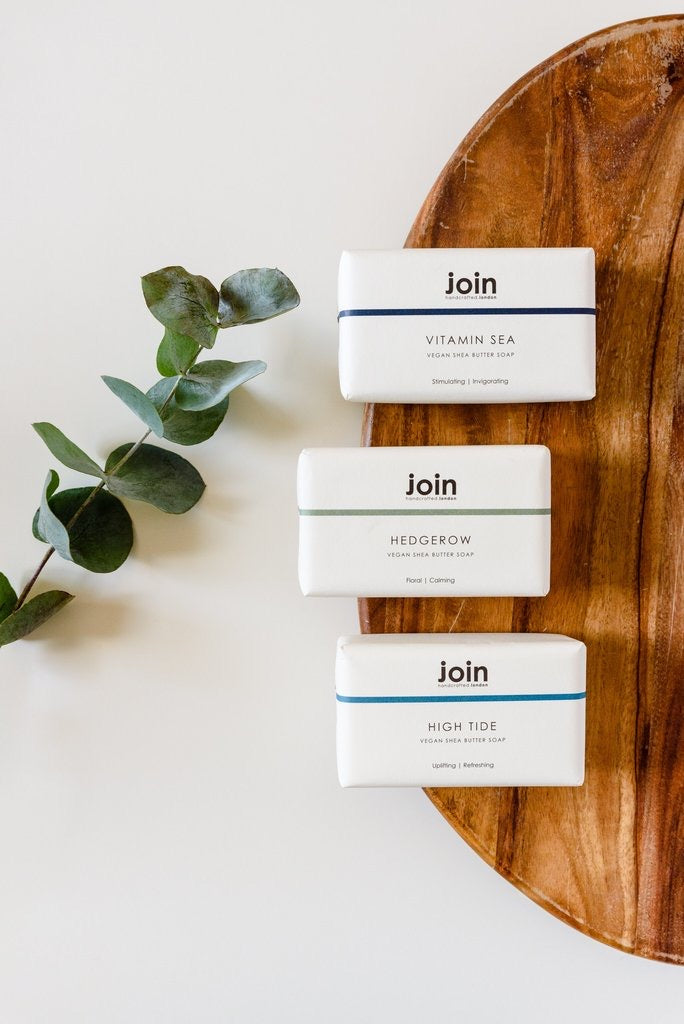 Join Vitamin Sea Vegan Soap