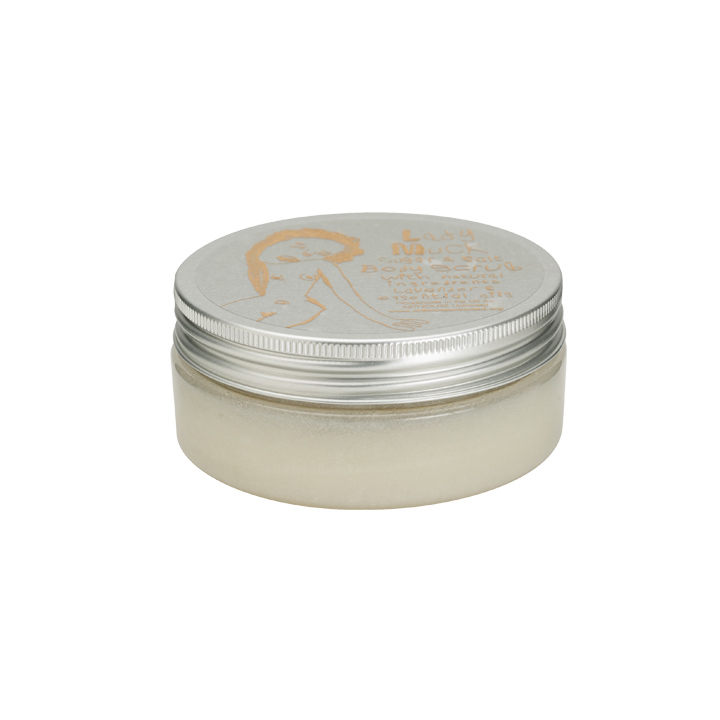 Arthouse Unlimited Lady Muck Lavender Sugar & Salt Body Scrub