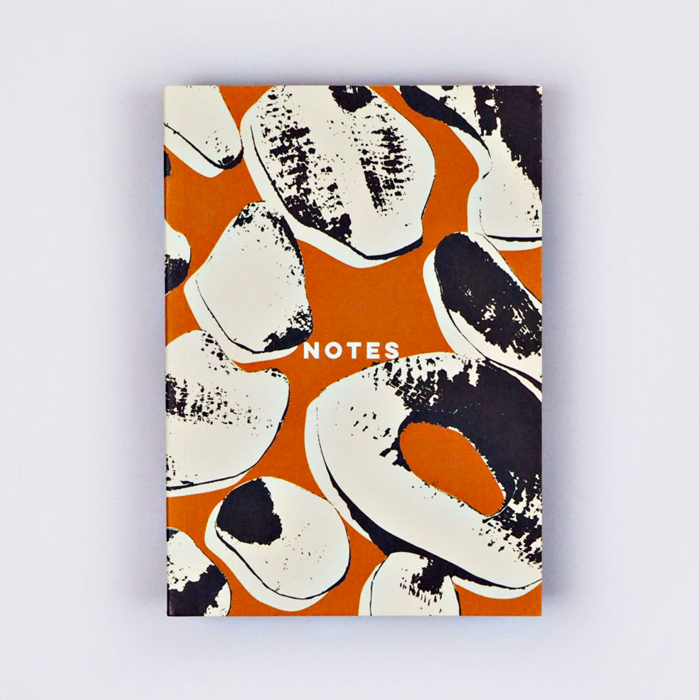 The Completist Mustard Shadow Pocket Notebook