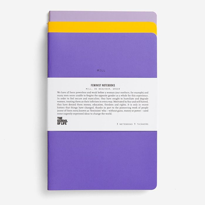The School Of Life Feminist Notebooks