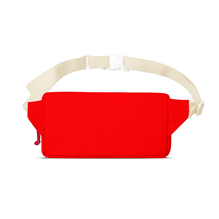 Ykra Red Fanny Pack