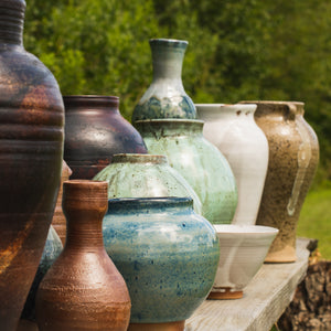 Vases, Bowls and Vessels Collection
