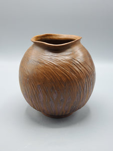 OBX Region Clay Moon Jar