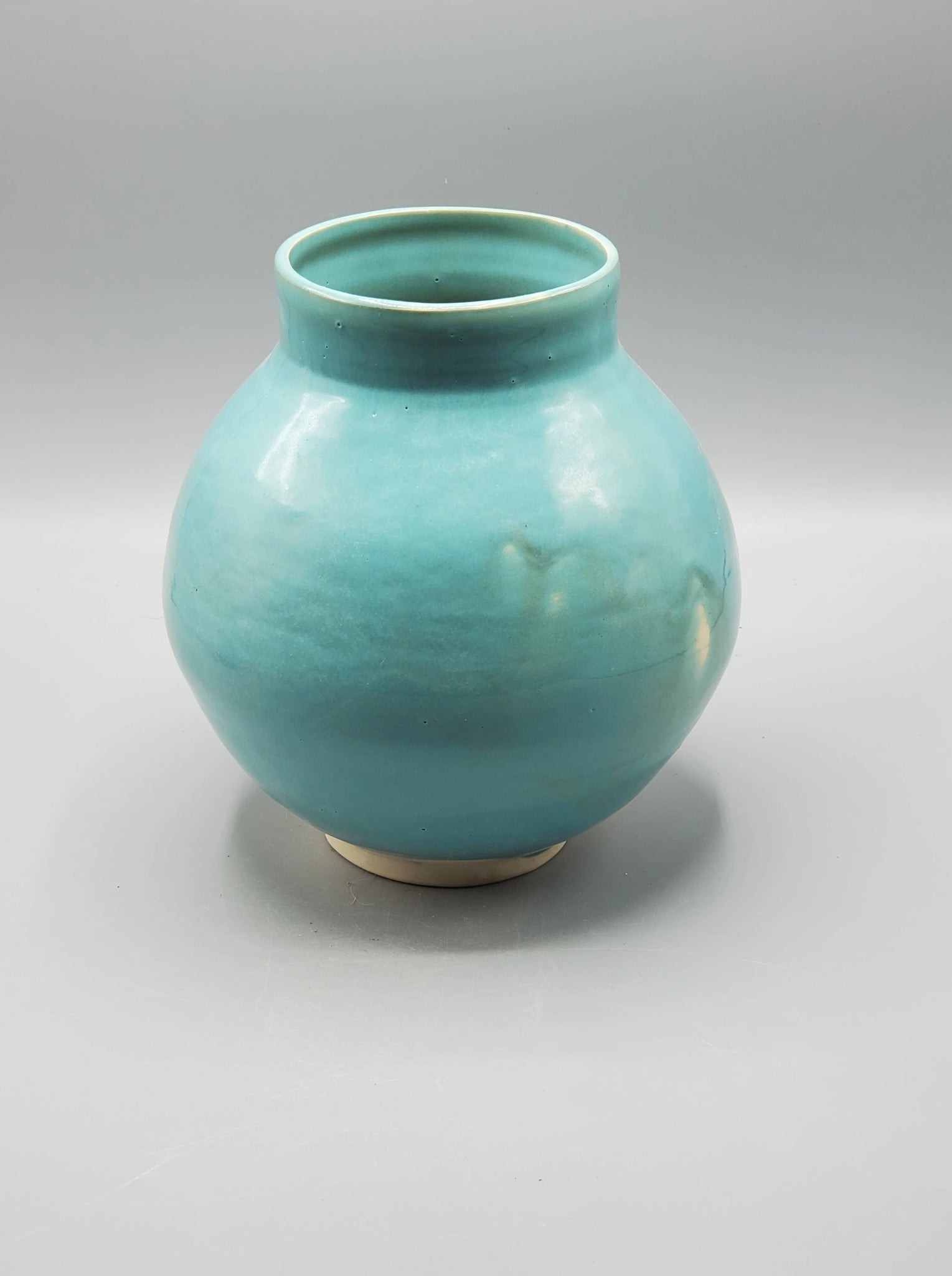 Porcelain Moon Jar