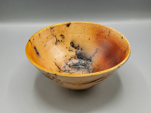 Corolla Wild Horse Hair Burnt Orange Bowls