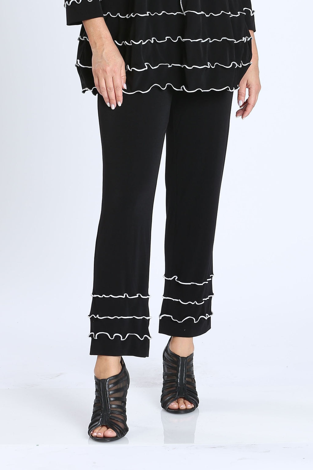 Plus Size Curly Merrow Slim Pants