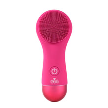 Load image into Gallery viewer, Abeauty Egg Cleansing Device2 Hot Pink