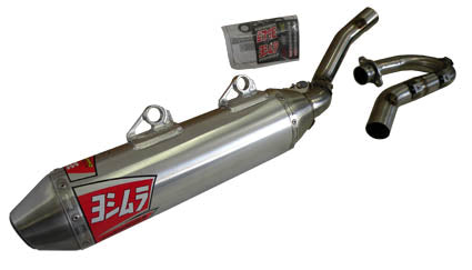 Yoshimura Complete S/S Exhaust System RS2, YFZ 450