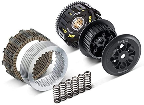 Hinson Racing Clutch Basket/Straight Cut Gears Complete Clutch System, Banshee
