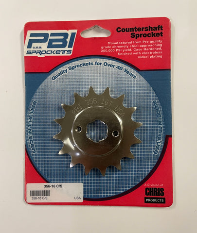 Front/Countershaft Sprocket, Honda