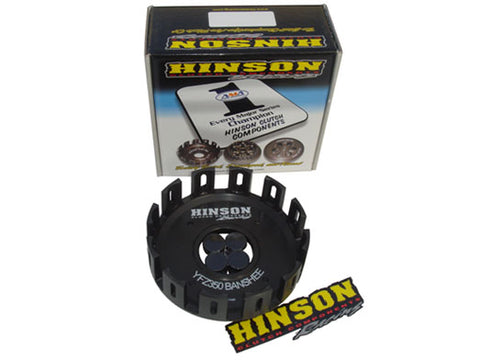 Hinson Racing Banshee Billet Clutch Basket