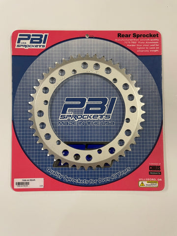 Rear Sprocket, Yamaha Banshee