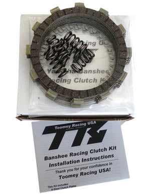 Toomey Racing HD Clutch Kit, Banshee