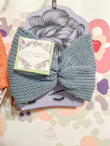 Handmade Knit Headband